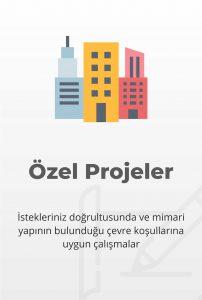 Özel Mimari Projeler